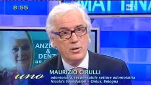 Cirulli a UNO Mattina - RAI1 - 5