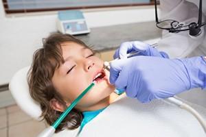 bambini difficili dal dentista