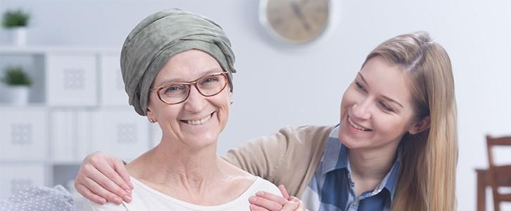 Paziente cancro