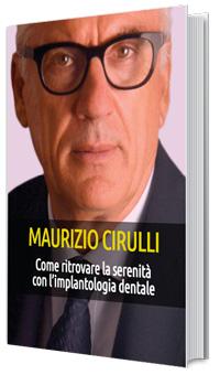 Copertina libro Maurizio Cirulli